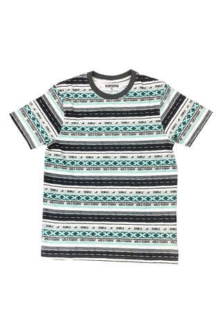STAPLE PIGEION Tribe Stripe Tee - Fashion Landmarks