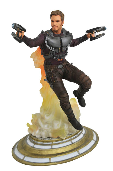 MARVEL GALLERY GOTG MASKLESS STAR-LORD PVC FIG