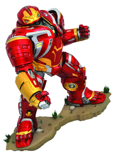 MARVEL GALLERY AVENGERS 3 IRON MAN HULKBUSTER DELUX PVC FIGURE - Fashion Landmarks