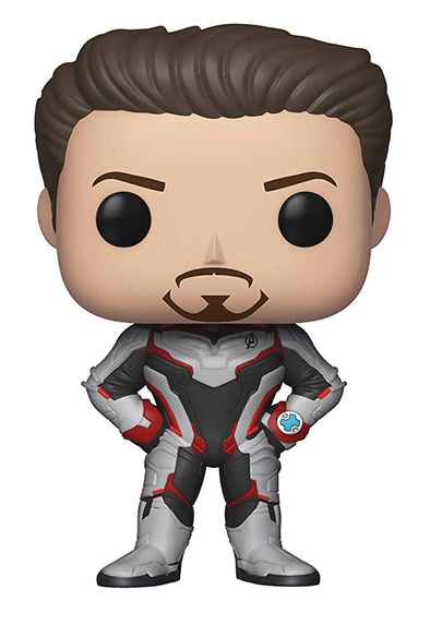 Pop Avengers Endgame Tony Stark Vinyl Figure - Fashion Landmarks