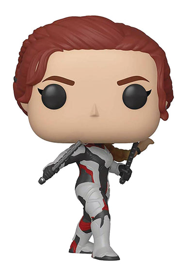Avengers Endgame Black Widow Vinyl Figure - Fashion Landmarks