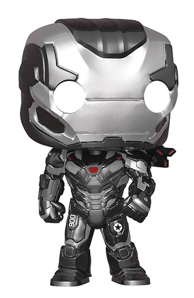 Avengers Endgame War Machine Vinyl Figure - Fashion Landmarks