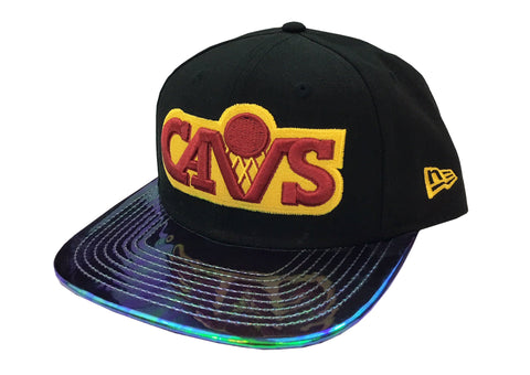 New Era Cleveland Cavaliers Snapback Hat - Fashion Landmarks