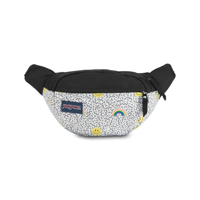 JANSPORT FIFTH AVENUE WAIST PACK (SMILES AND RAINBOWS) - Fashion Landmarks