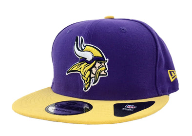 New Era New Minnesota Vikings Team Patcher Snapback Hat - Fashion Landmarks