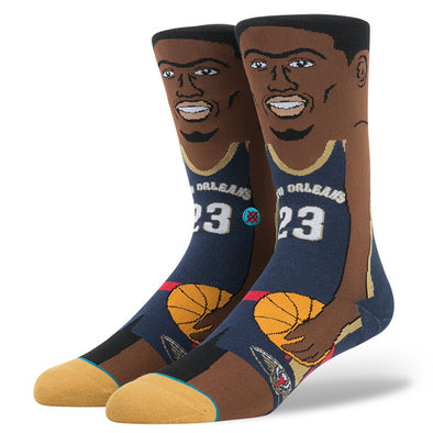 STANCE ANTHONY DAVIS SOCKS - Fashion Landmarks