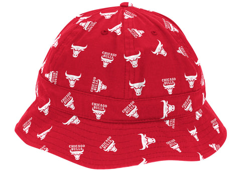 All Over Print Bell Bucket Chicago Bulls - Fashion Landmarks