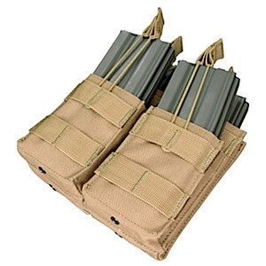 Condor MOLLE Double Stacker M4 Mag Pouch - OPSGEAR - 1