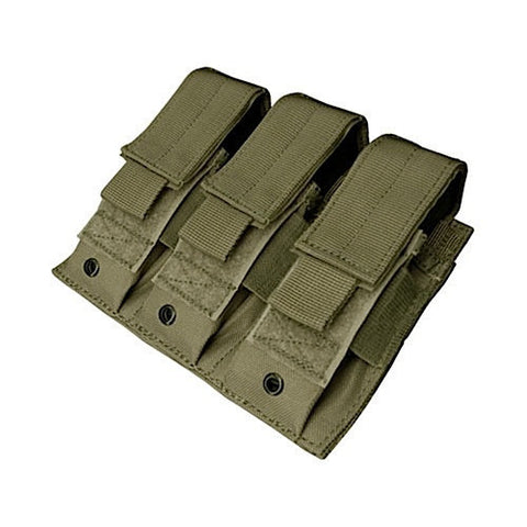 Condor MOLLE Triple Pistol Mag Pouch - OPSGEAR - 1