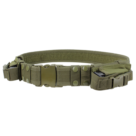 Condor Tactical Belt with Pistol MAG Pouches - OPSGEAR - 1