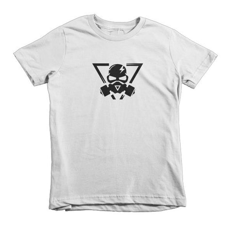 My WAR GEAR Logo Short Sleeve Kids T-Shirt