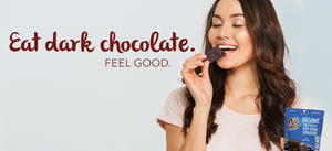 <strong>It's Not Your Imagination. 5 Reasons Why Dark Chocolate Really Does Make You Feel Better.</strong>