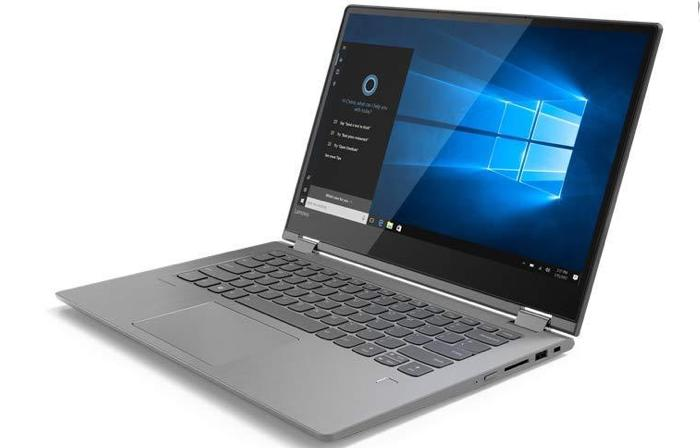 "Lenovo Yoga 530-14IKB Grey 14"" FHD+ Core i5-8250U 1.6GHz 8GB 256GB SSD Win 10 (81EK00AJMH) *New*"