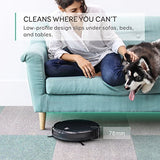 Eufy RoboVac 11 - High Suction, Self-vaccuming, Self-Docking, Self-Charging Robotic Vacuum Cleaner