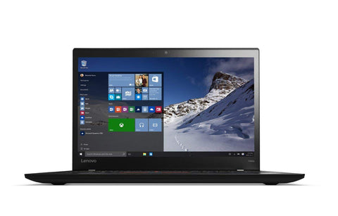 "Lenovo Thinkpad T460S Ultrabook (20FAS0NN01) 14"" FHD Display I5-6200U 2.3Ghz 8GB Ram 128Gb SSD Win 10 Enterprise *Pre-owned*"