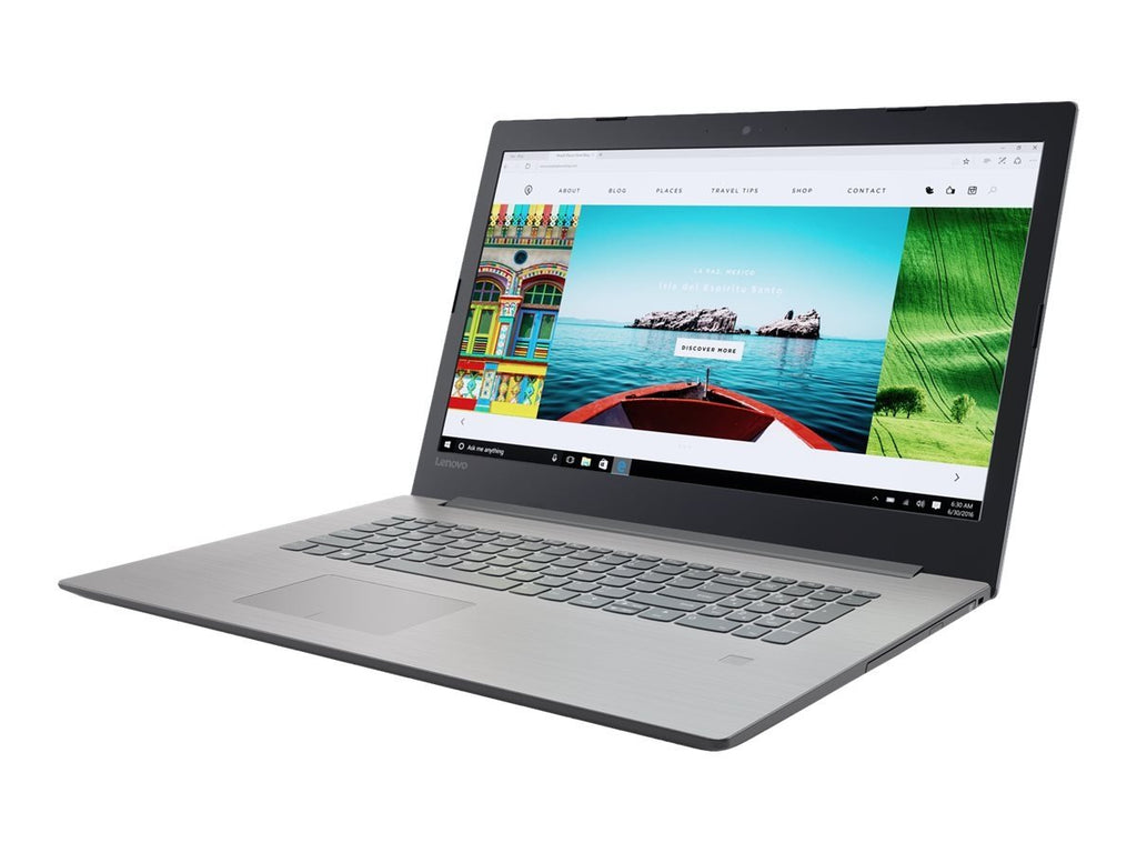 "Lenovo IdeaPad 320-17IKB HD+ 17"" Core i5-8250U 1.6GHz 8GB 1TB HDD DVD Black Win 10 (81BJ001TGE) *New*"