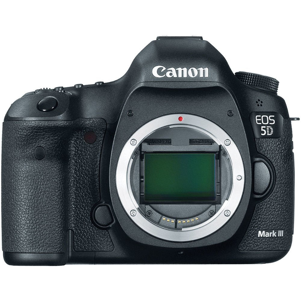 Canon EOS 5D Mark III - Digital SLR camera 2x Lens, edelkrone Slider & Mic (DS126321) *Preowned
