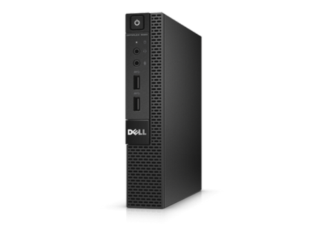 Dell OptiPlex 9020M PC Desktop Core i7-4785T, 1 TB HDD, 8GB Ram - Micro Chassis with Keyboard