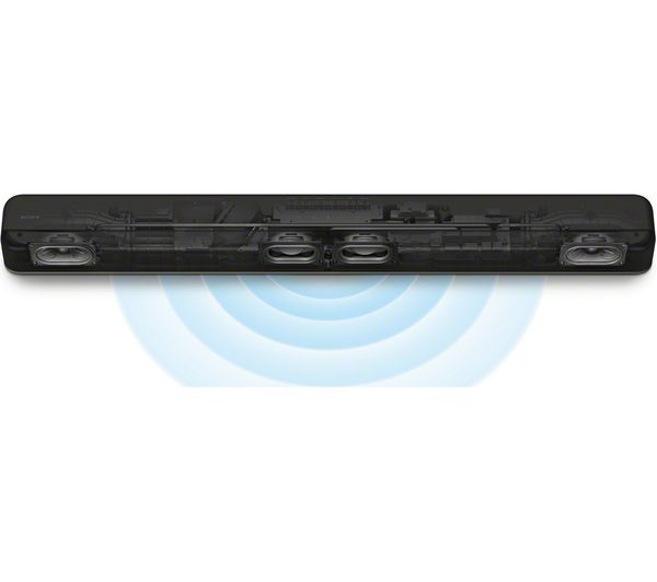 SONY HT-X8500 2.1 All-in-One Sound Bar with Dolby Atmos and Vertical Surround Engine *Preowned*