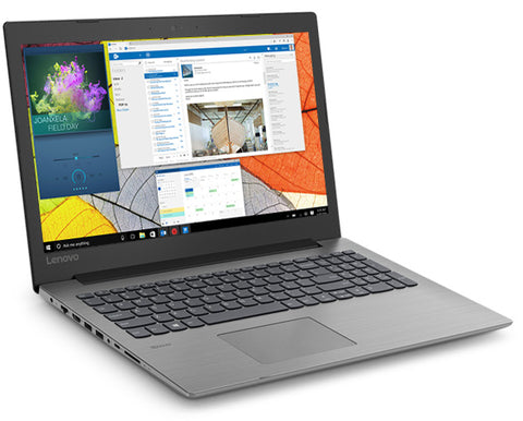 "Lenovo Ideapad 330-15IKB Grey 15"" Core i3-7020U 2.3GHz 500GB 4GB Ram DVD/RW (81DE01GMIX) *New*"