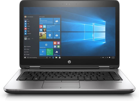 "HP ProBook 640 G3 14""  FHD Laptop i5-7200U 2.50 GHz 4GB Ram 256GB SSD (Z2W97EA#ABU) *New*"