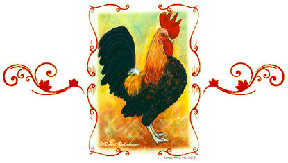 1024 - Rooster