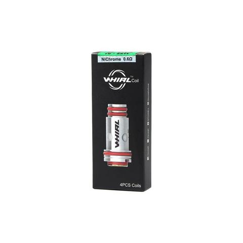 UWELL WHIRL REPLACEMENT COIL (4 PACK)