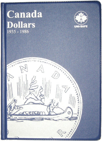 UNI-Safe Coin Folder Canada Dollar #147