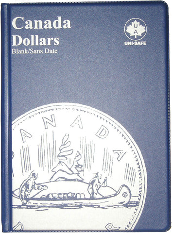 UNI-Safe Coin Folder Canada Dollar #147B