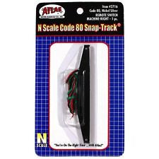 Atlas 2716: N Scale Remote Switch