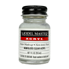 Testors 4638 Model Master Gloss Clear Acrylic