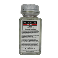 Testors 50495 Model Master- Dried Paint Solvent