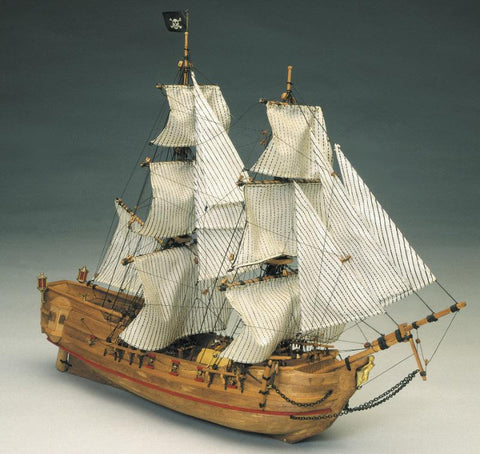 MANTUA  768:  BLACK FALCON - PIRATE SHIP - Scale 1:100