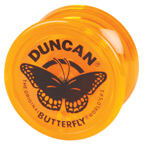 Duncan Butterfly Yo-Yo ( Orange ) 3124BU