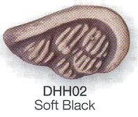 DecoArt: Heavenly Hues: DHH02: Soft Black