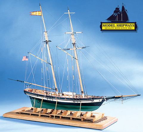 Pride of Baltimore 2 Ship Model Kit MS2120