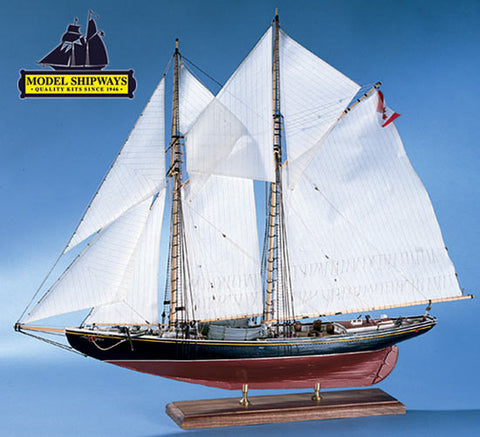 Model Shipways Bluenose Ship Model Kit, MS2130