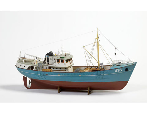 Billing Boats 476:  NordKap Fishing Trawler