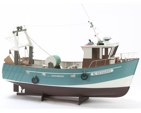 Billing Boats 534:  Boulogne Etaples Fishing Cutter