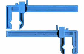 Excel 55663 2pc Small Bar Clamps