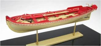 Model Shipways:  MS1458  ENGLISH PINNACE