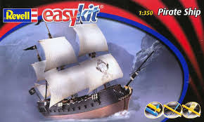 Revell 80-6850:  Pirate Ship