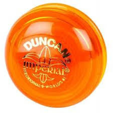 Duncan Imperial Yo-Yo ( Orange) 3124IM
