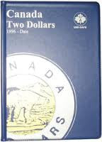 UNI-Safe Coin Folder Canada Two Dollar #131