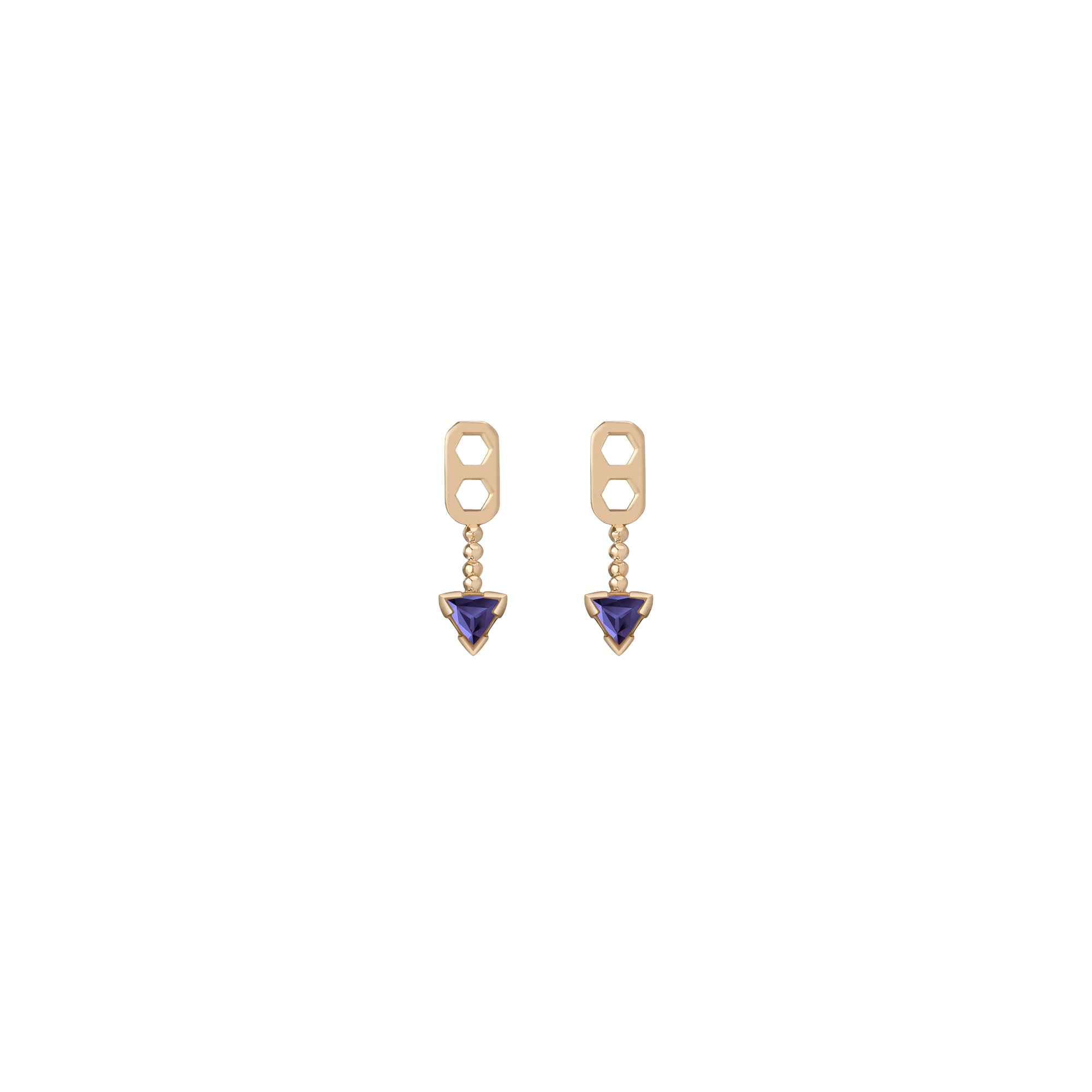 gold set stud products vir tanzanite ct color jewelry cttw martini earrings white mar collections