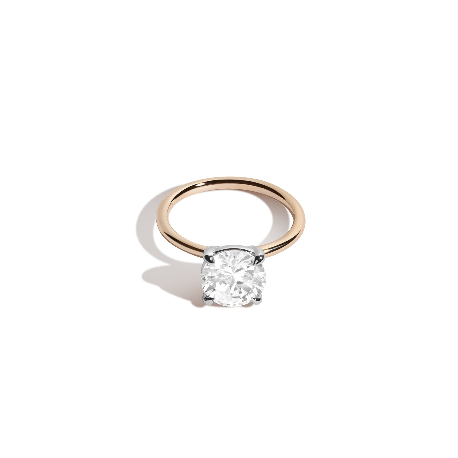 Shahla Karimi Brilliant Barely There Ring
