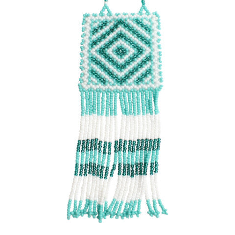 Iyari-Tassel Necklace