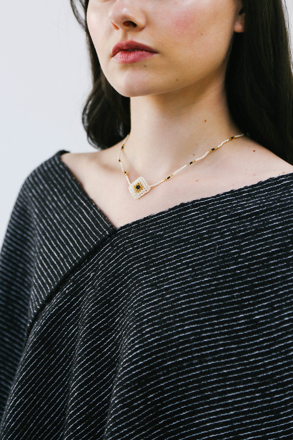 Iyari- Rhombus Necklace
