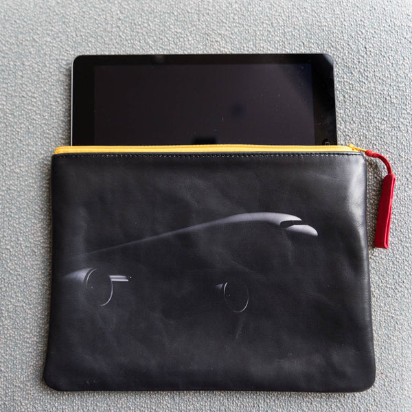 ADL Leather iPad case