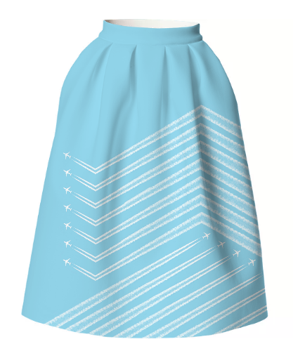MEX Neoprene Full Skirt